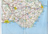 kart skåne Hals og Ring kart skåne